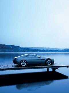 Modern background pic for smartphone Sony 240*320 cars