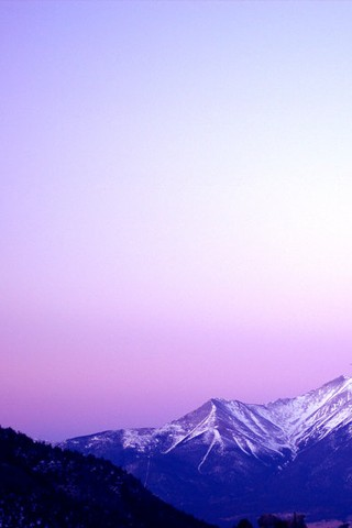 Beautiful wallpaper for cellphone Alcatel 320x480 - nature