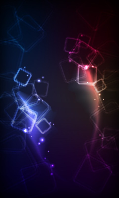 Creative background image for cellphone Samsung 480x800 2d-3d
