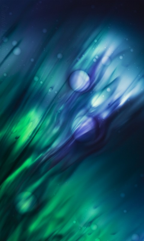 Beautiful wallpaper for mobile phone Nokia 480*800 abstraction