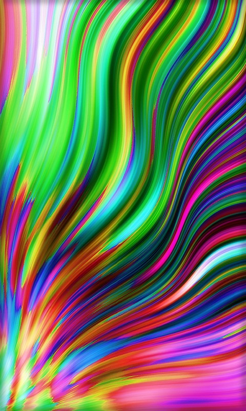 Creative wallpaper for mobile phone LG 480*800 abstraction